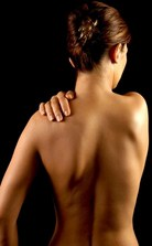 Los Angeles chiropractic--neck and shoulder pain